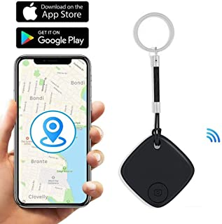 $31 » UPANV Key Finder Locator, Smart Tracker Device with Application Anti-Lost Bluetooth Item Finder GPS Tracker for Phone Keyc...