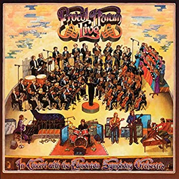 Procol Harum Live in Concert (with the Edmonton Symphony Orchestra)