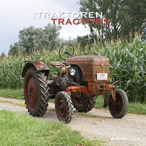 Traktoren 2020 - Tractors - Broschürenkalender (30 x 60 geöffnet) - Wandkalender - Autokalender - Fahrzeuge - Wandplaner