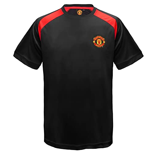 buy popular 229df 257a3 Manchester United Football Top: Amazon.co.uk