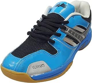Vijayanti V-B88 Blue Badminton Shoes