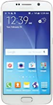 Samsung Galaxy S6 SM-G920A 32GB Unlocked GSM 4G LTE Smartphone w/ 16 Megapixel Camera - White (Renewed)