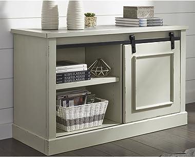 Signature Design by Ashley Jonileene Home Office Cabinet White/Gray