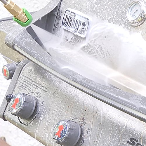 Sun Joe SPX-APC1G All-Purpose Heavy Duty Pressure Washer Rated Cleaner + Degreaser, 1-Gallon - sun joe pressure washer not dispensing soap