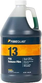 Fibre Glast PVA Release Film - 1 Gallon - Sprays On – Easy Release for Molds