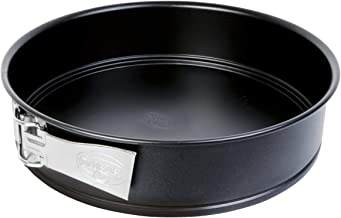 Dr. Oetker springform pan Ø 26 cm, Cake Mould with Non-Stick Coating, Round Coated Pie tin with Flat Base, Sheet Steel bak...