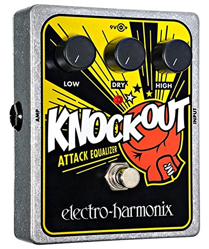 Electro-Harmonix Knockout Attack EQ