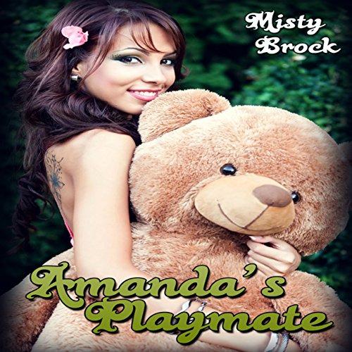 Amanda's Playmate cover art