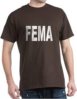 FEMA Black T-Shirt Classic 100% Cotton T-Shirt
