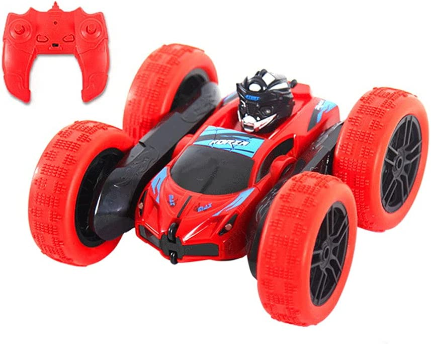 KGUANG Children's Stunts Max 49% OFF Tumbling RC Twisting Car and Las Vegas Mall L Rotating