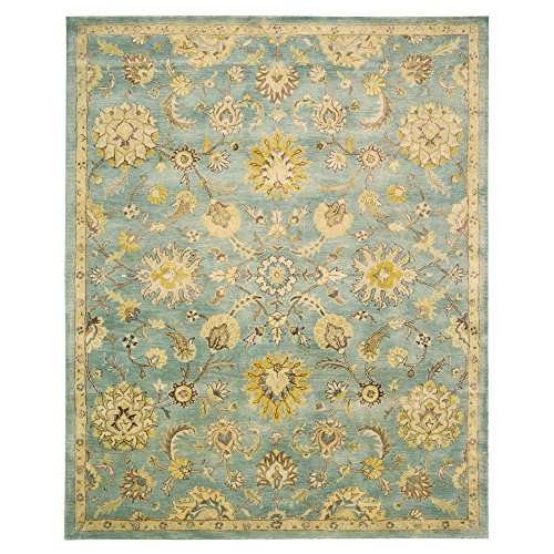 NOURISON Jaipur Light Blue Rug - 4' x 6'