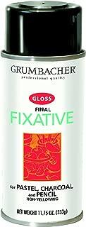 Best grumbacher final fixative gloss Reviews