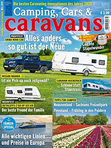 Caravaning Camping Magazin 3/2020