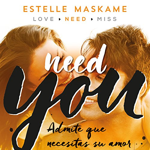 Need You (Spanish edition) audiobook cover art