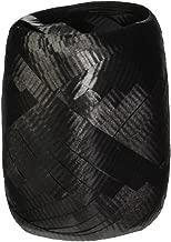 Berwick BCE1226 Curl Keg Splendorette Ribbon, Crimped Black