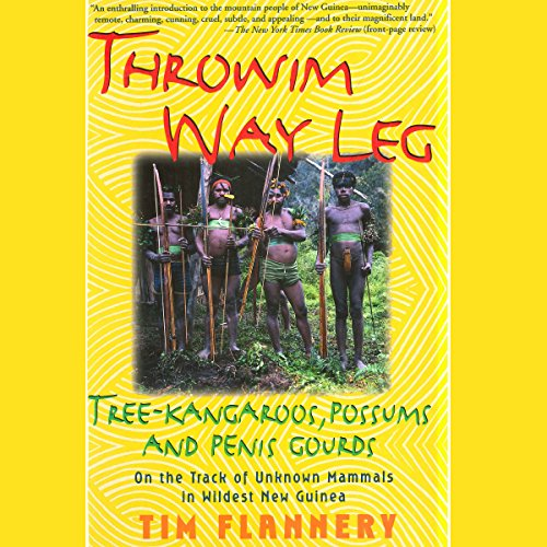 Throwim Way Leg audiobook cover art
