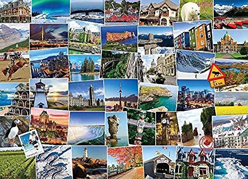 Decorsy Legpuzzel 1000 Stukjes Landschap Foto Houten Puzzel Formaat 75X50Cm Leuk Educatief Speelgoed Voor Kinderen
