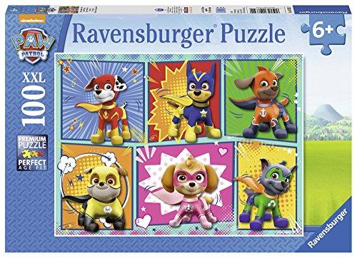 Ravensburger - Puzzle 100 Piezas, Paw Patrol (10732)