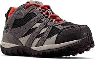 Youth Redmond Waterproof Hiking Shoe, Breathable Leather