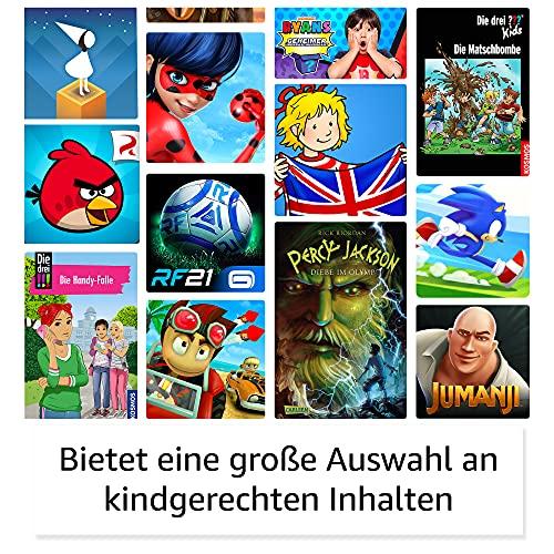 Apps für Kinder-Tablet mit Amazon Kids+ Abo