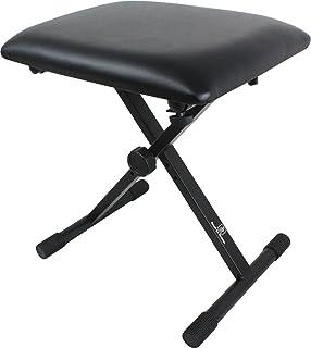 Dicon Audio SB-001 Keyboard Bench キーボードベンチ ピアノ椅子 ブラック