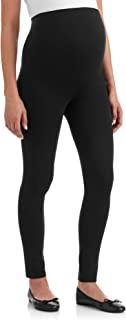Maternity Over The Belly Super Soft Support Leggings