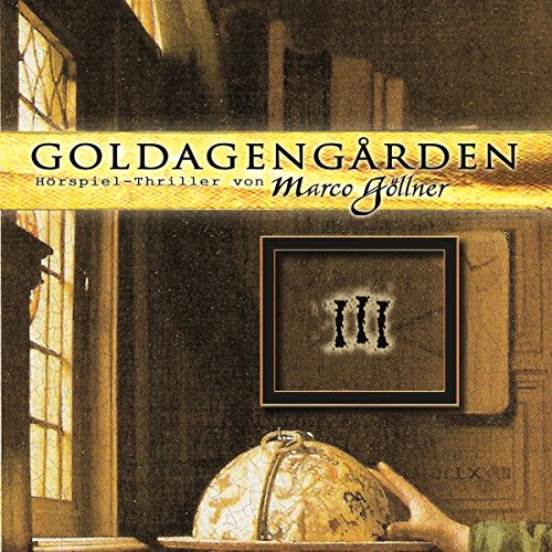 Goldagengarden 3 audiobook cover art