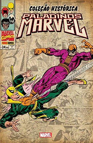 Coleção Histórica: Paladinos Marvel - Volume 7