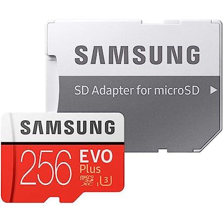 Samsung Mb Mc256ga Eu Evo Plus 256 Gb Microsdxc Uhs I Computer Zubehör