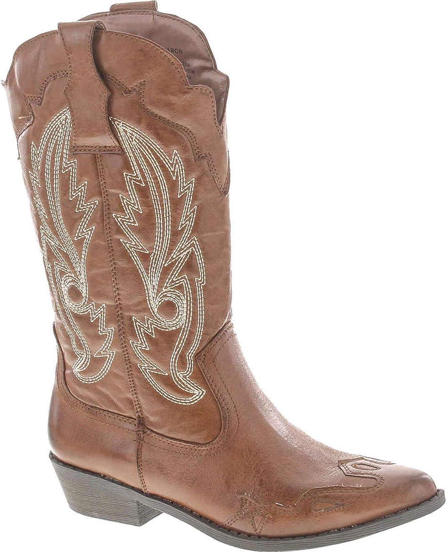 Matisse Brand Cimmaron Cowboy Western Boot