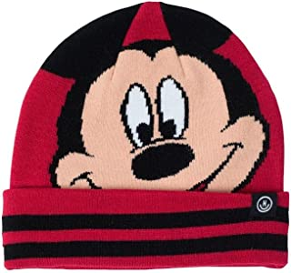 3819ef50ffc Neff Boys  Disney Mickey Peek Fold Youth Beanie
