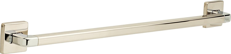 Delta 41924-PN Award Angular Special sale item Modern Grab Nickel Polished 24