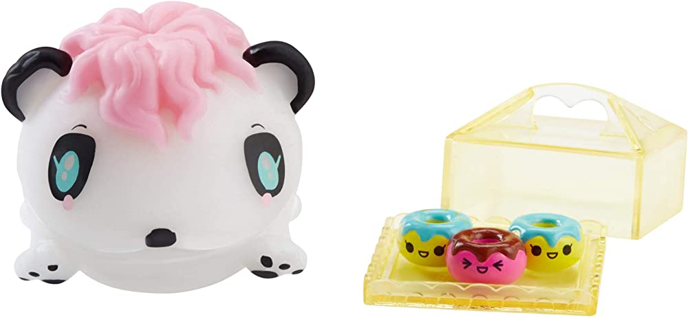 Mattel, pooparoos panda + karma FTC42