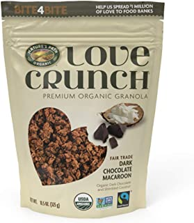 Nature's Path, Organic Granola, Dark Chocolate Macaroon, 1 Ct, 11.5 Oz