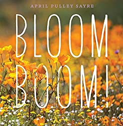 Bloom Boom! nature poetry book