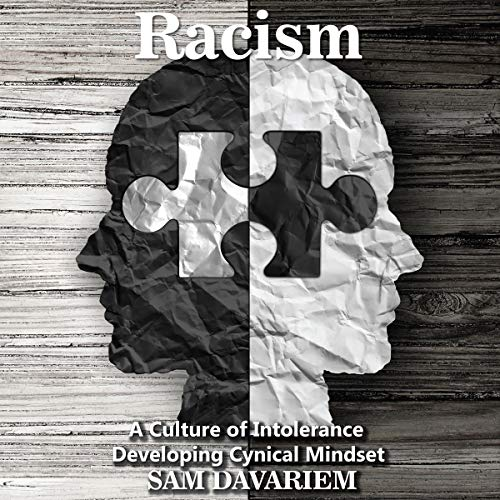 Racism audiobook cover art