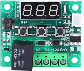 0.28Inch Durable Temperature Control Board, Reliable Temperature Controller, for Temperature Measuring Control Gas Valve H...