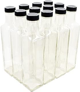 glass cheater bottles