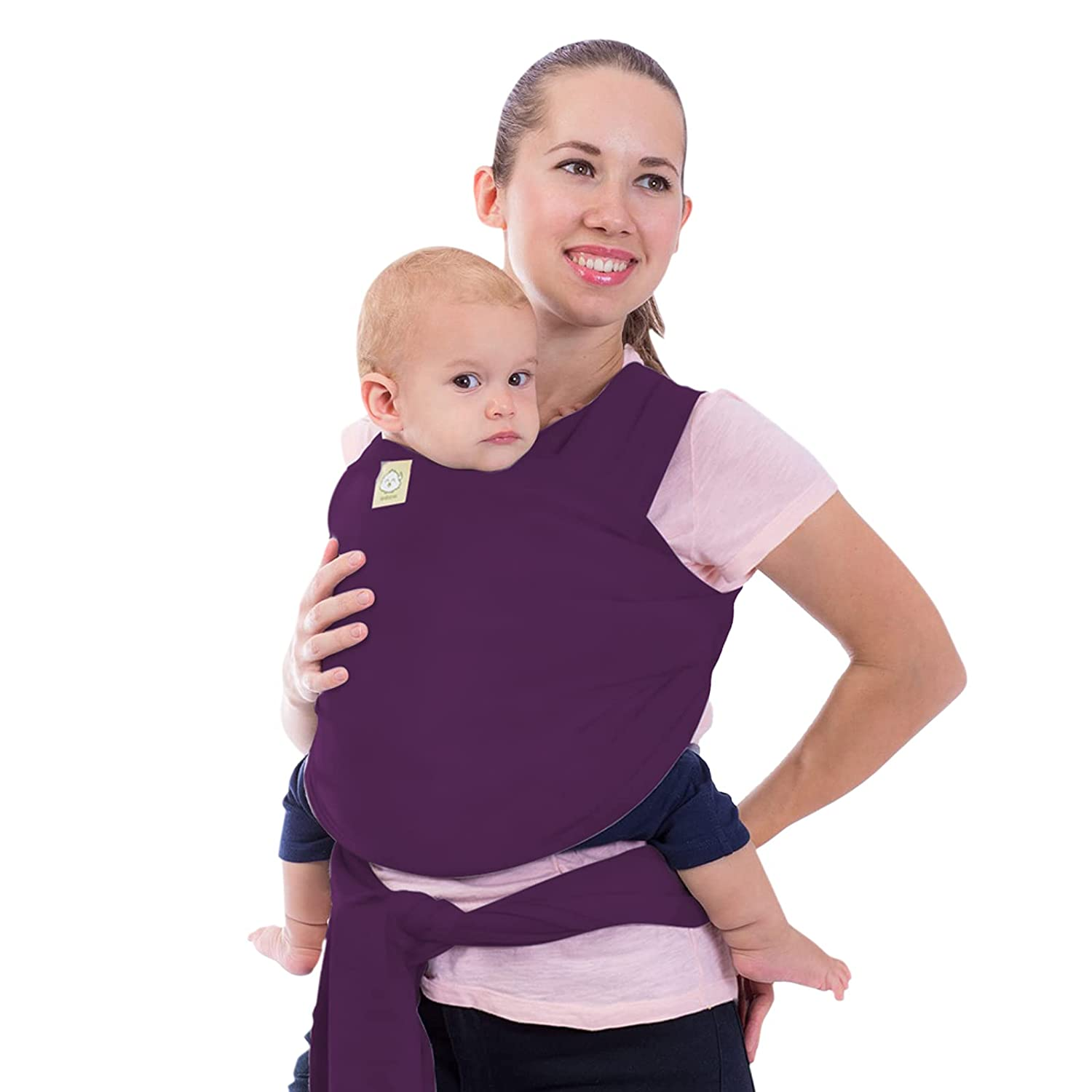 Baby Wrap Carrier - All Super Special SALE held Stretchy Sling Popular brand 1 in