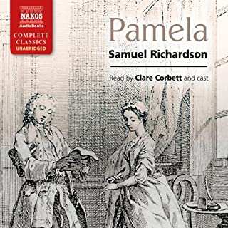 Pamela, or Virtue Rewarded audiobook cover art