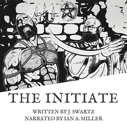 The Initiate audiobook cover art