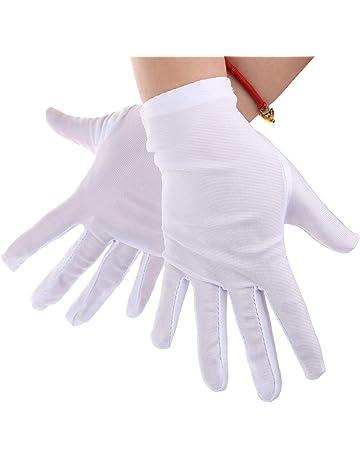 f03e3b075dc38 女の子 手袋 白 子供 結婚式用 フォーマル手袋 発表会 キッズ 人気 ブライダル手袋 かわいい