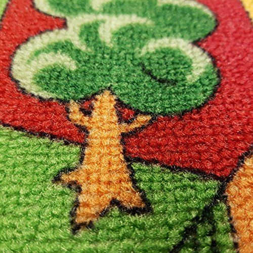 Associated Weavers Spielteppich Stadt (95x200cm) - 5