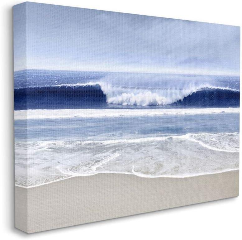 Stupell Industries Beach Ranking TOP20 Cresting Sea Wave Photograph Cheap SALE Start Designed