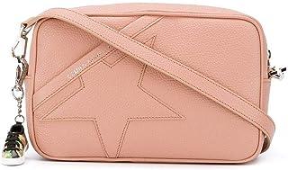 Golden Goose Luxury Fashion Damen GWA00101A00010115237 Rosa Leder Schultertasche   Ss21