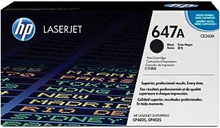 HP 647A CE260A Schwarz Original Toner für HP Color Laserjet Enterprise CP4025, HP Color Laserjet Enterprise CM4540