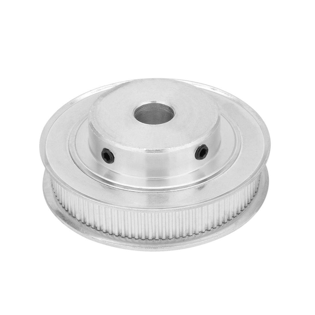 uxcell Aluminum 100 Teeth 12mm Bore Pu Max 89% OFF NEW before selling ☆ 2.032mm Belt Timing Pitch