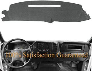 1997-1999 Chevy Silverado Dash Cover Mat Pad Carpet CH75 Black