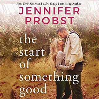 The Start of Something Good     Stay              By:                                                                                                                                 Jennifer Probst                               Narrated by:                                                                                                                                 Sebastian York,                                                                                        Madeleine Maby                      Length: 9 hrs and 43 mins     16 ratings     Overall 4.5