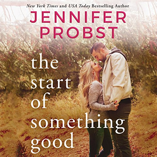Page de couverture de The Start of Something Good